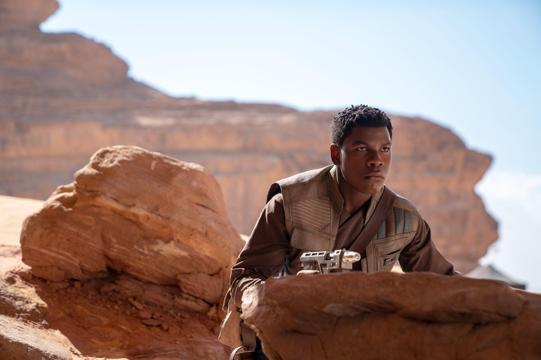 Star Wars: The Rise of Skywalker's John Boyega mocks one of the movie's biggest plot points