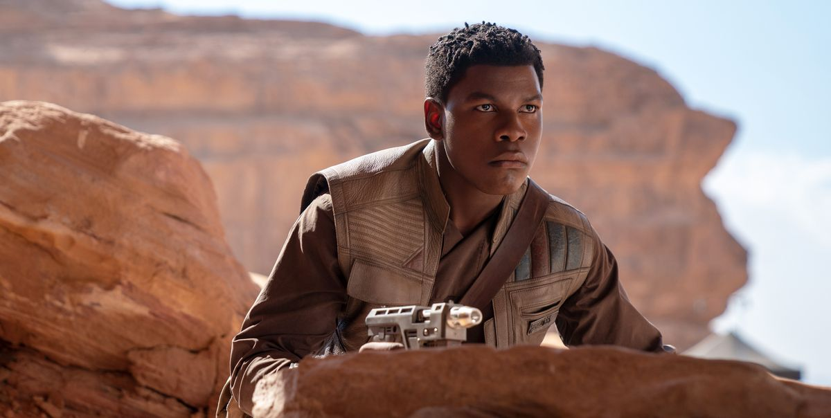 John Boyega Mocks Major Star Wars Rise Of Skywalker Plot Point