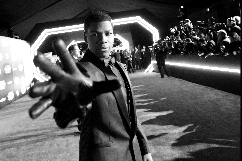 Star Wars Espisodio IX final John Boyega - John Boyega final star wars IX