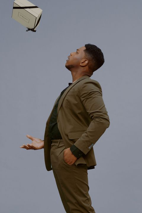 John Boyega Is First Male Ambassador For Jo Malone London Your email address will be used only to send you marketing newsletters and information about jo malone london products, events and offers. first male ambassador for jo malone london