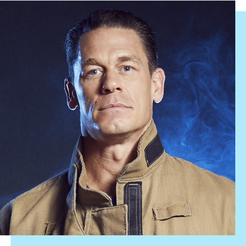 John Cena Honors First Responders For His New Movie