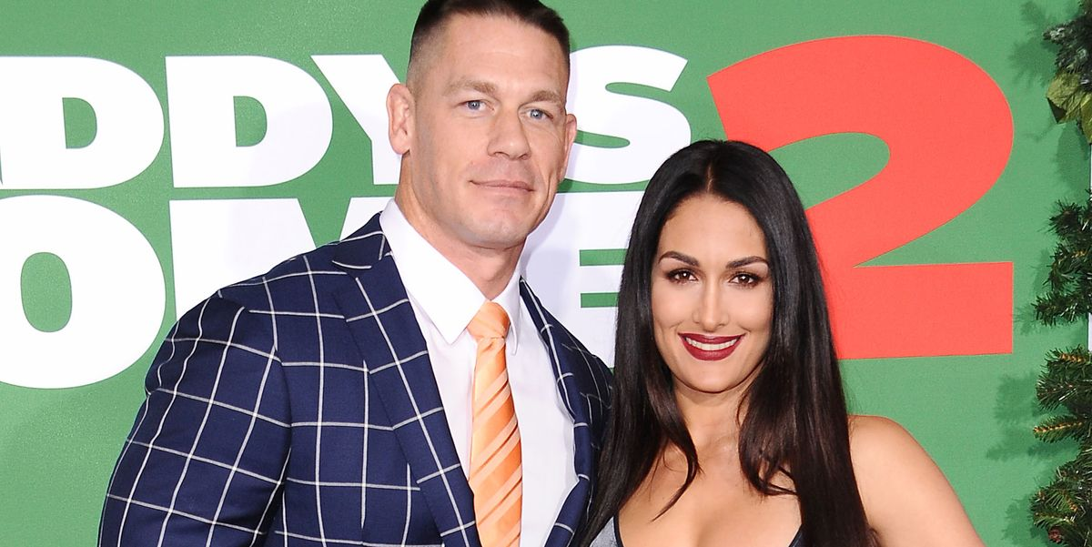 Nikki Bella Says She and John Cena Don\'t Talk Anymore - John Cena ...