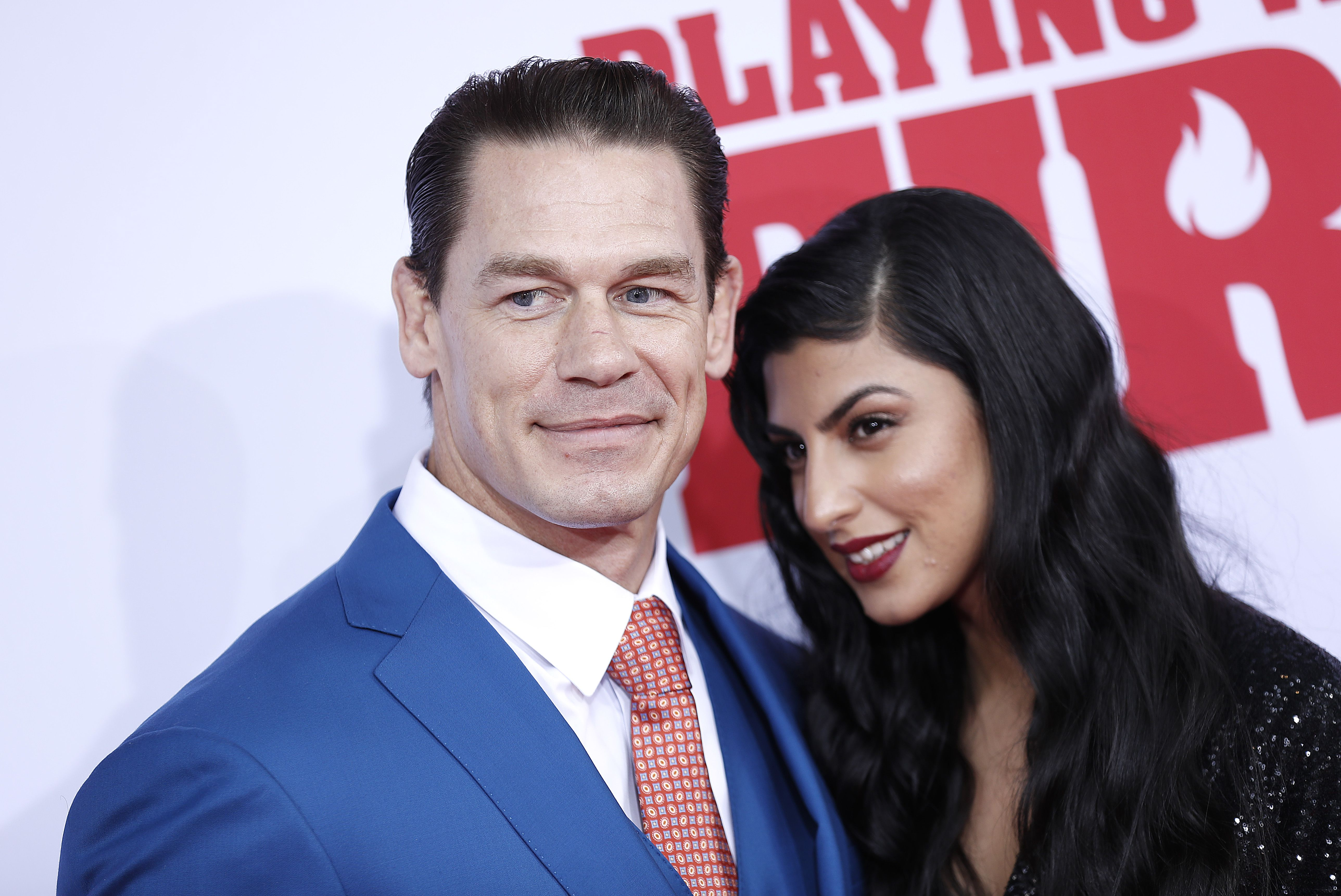 John Cena Says Relationship Dynamics Are Not Gender Specific
