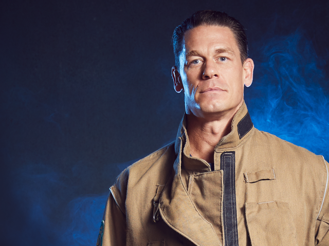 John Cena On Wwe His New Movie Playing With Fire And Views Toward Parenting After Nikki Bella Split