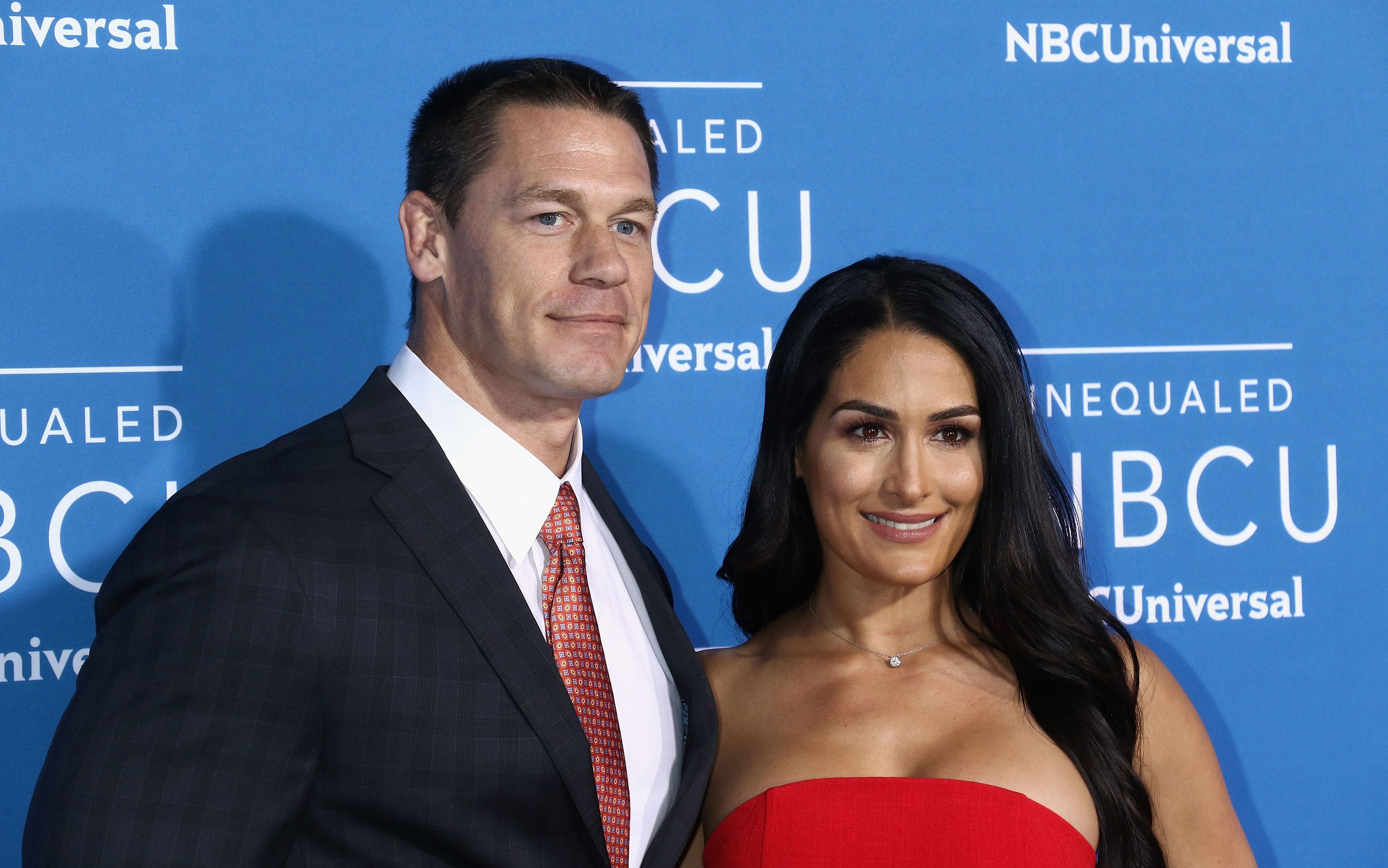 Image result for nikki bella john cena