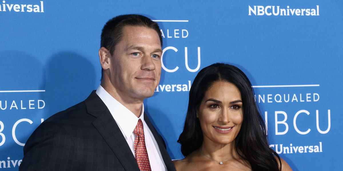 John Cena And Nikki Bella Arent Back Together - Are John Cena And Nikki Bella Together-4794