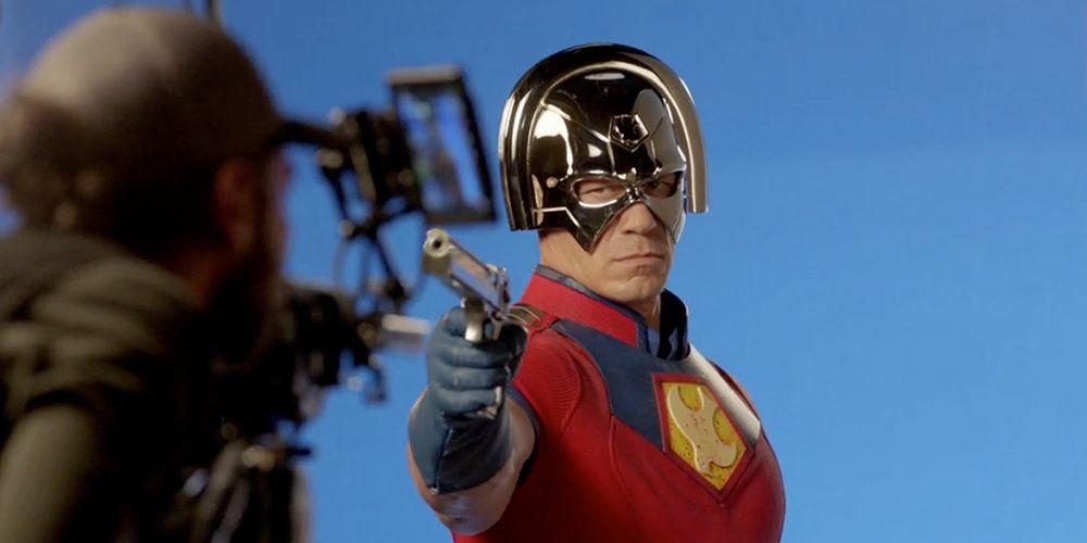 John Cena and James Gunn's Peacemaker Series Could Be 2022's Best Superhero Show