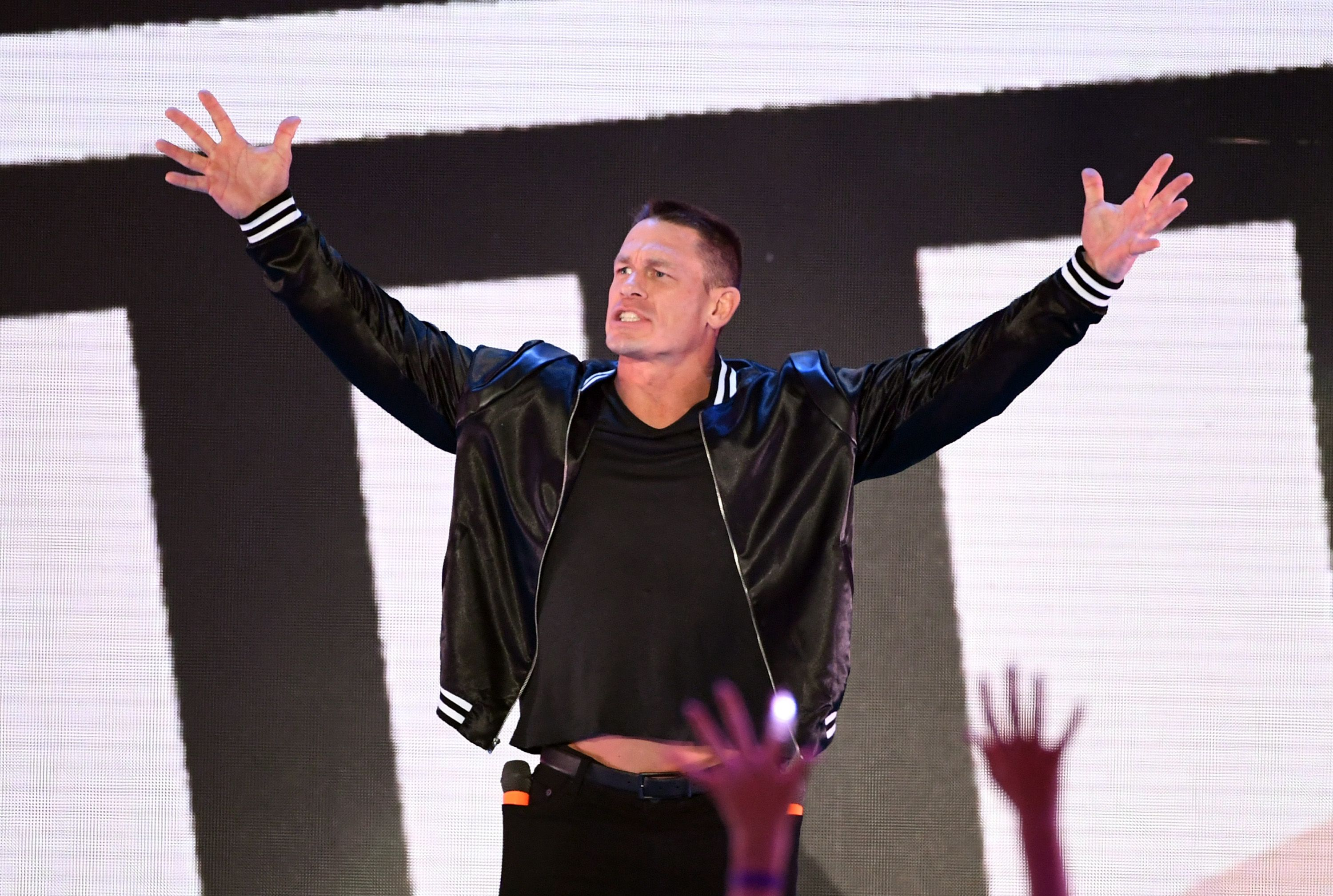 John Cena Believes the Days of the WWE Poster Boy Are Over