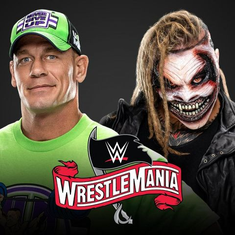 WrestleMania 36: John Cena vs 'The Fiend' Bray Wyatt