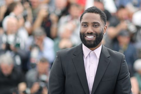us actor john david washington poses on may 15, 2018 during a photocall for the film blackkklansman at the 71st edition of the cannes film festival in cannes, southern france photo by valery hache  afp        photo credit should read valery hacheafp via getty images
