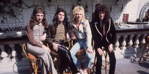 Image result for rare photos of Queen