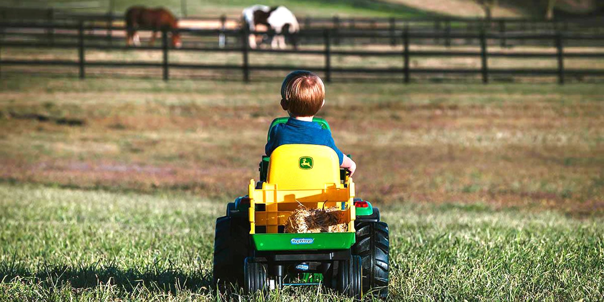 These John Deere Toys Will Keep Kids Playing Until the Cows Come Home