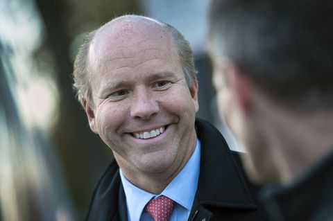 John Delaney is challenging incumbent Roscoe Bartlett for the US House seat in Maryland's 6th District