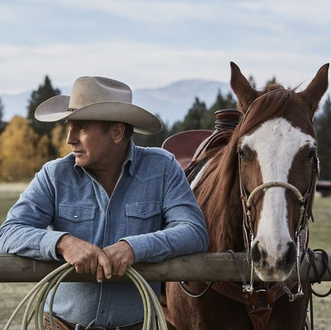 """""""yellowstone"""" premieres wednesday, june 20 on paramount network  kevin costner stars as john dutton"""