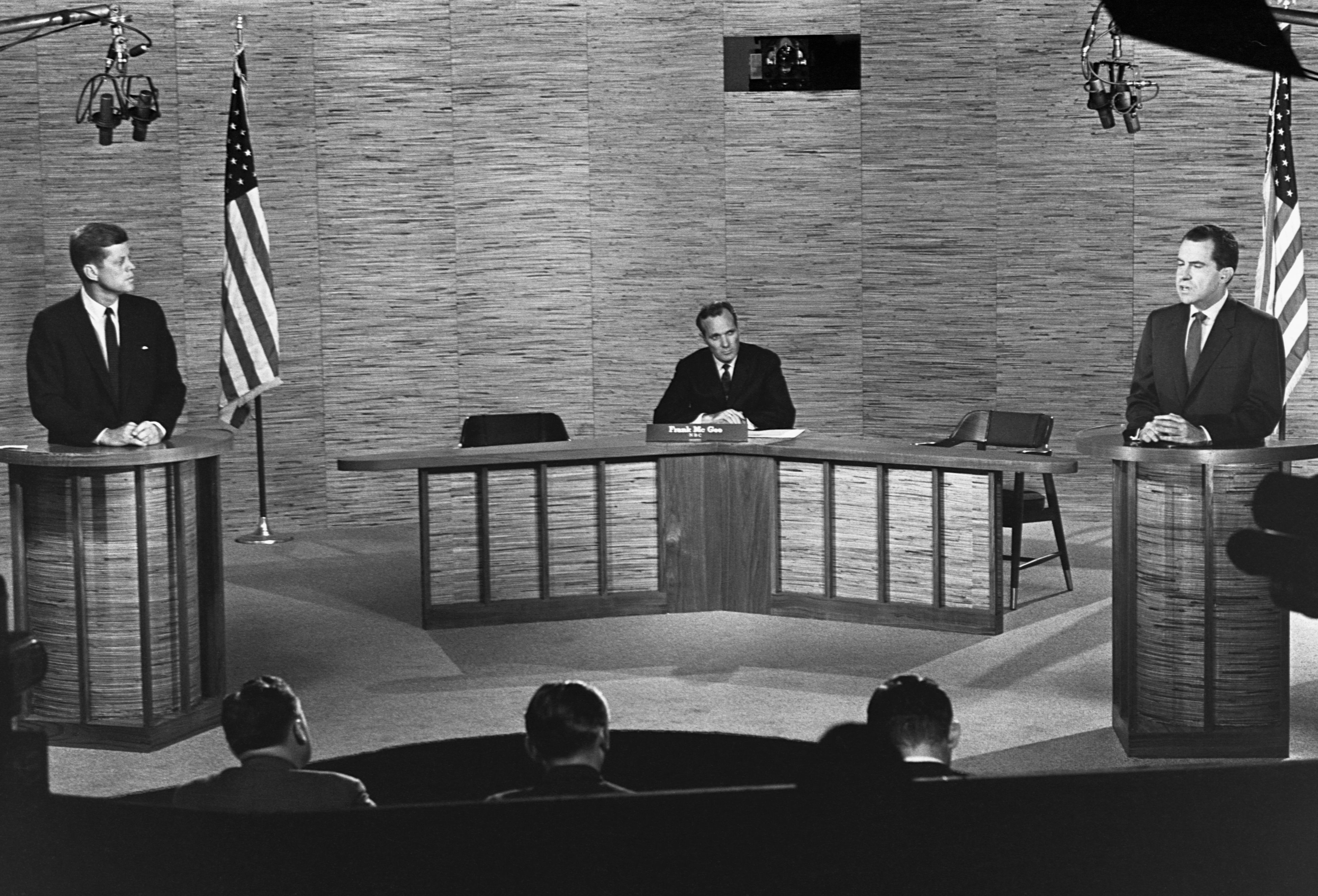 How Presidential Debates Have Changed Over the Past 60 Years