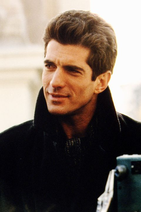 hottest celebrity in 1988: John F. Kennedy Jr.
