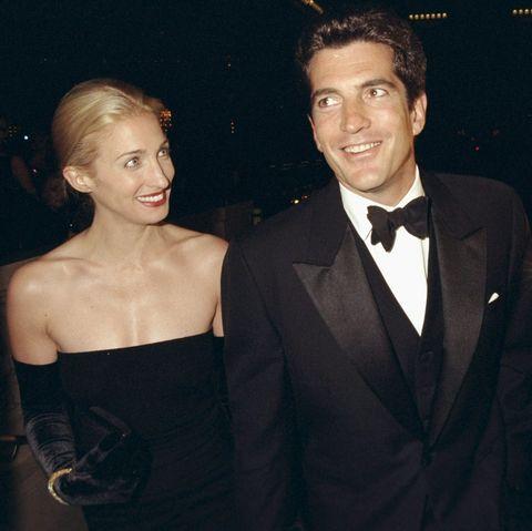 Carolyn Bessette Wedding.Watch Never Seen John F Kennedy Jr And Carolyn Bessette Wedding