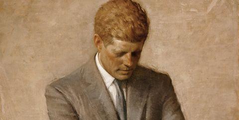 Portrait, Painting, Art, Self-portrait, Suit,