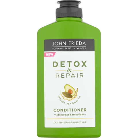 John Frieda detox & repair conditioner via Etos