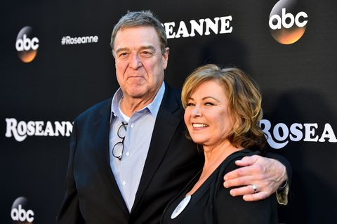 Premiere Of ABC's 'Roseanne' - Arrivals