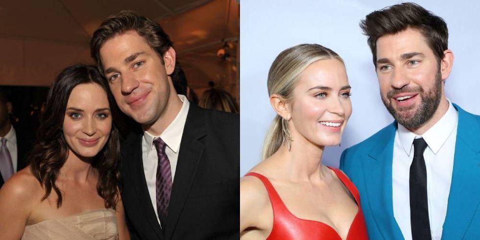 John Krasinski And Emily Blunt S Relationship Timeline