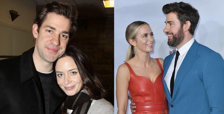Who Is John Krasinski S Wife Emily Blunt More About John Krasinski S Marriage And Kids