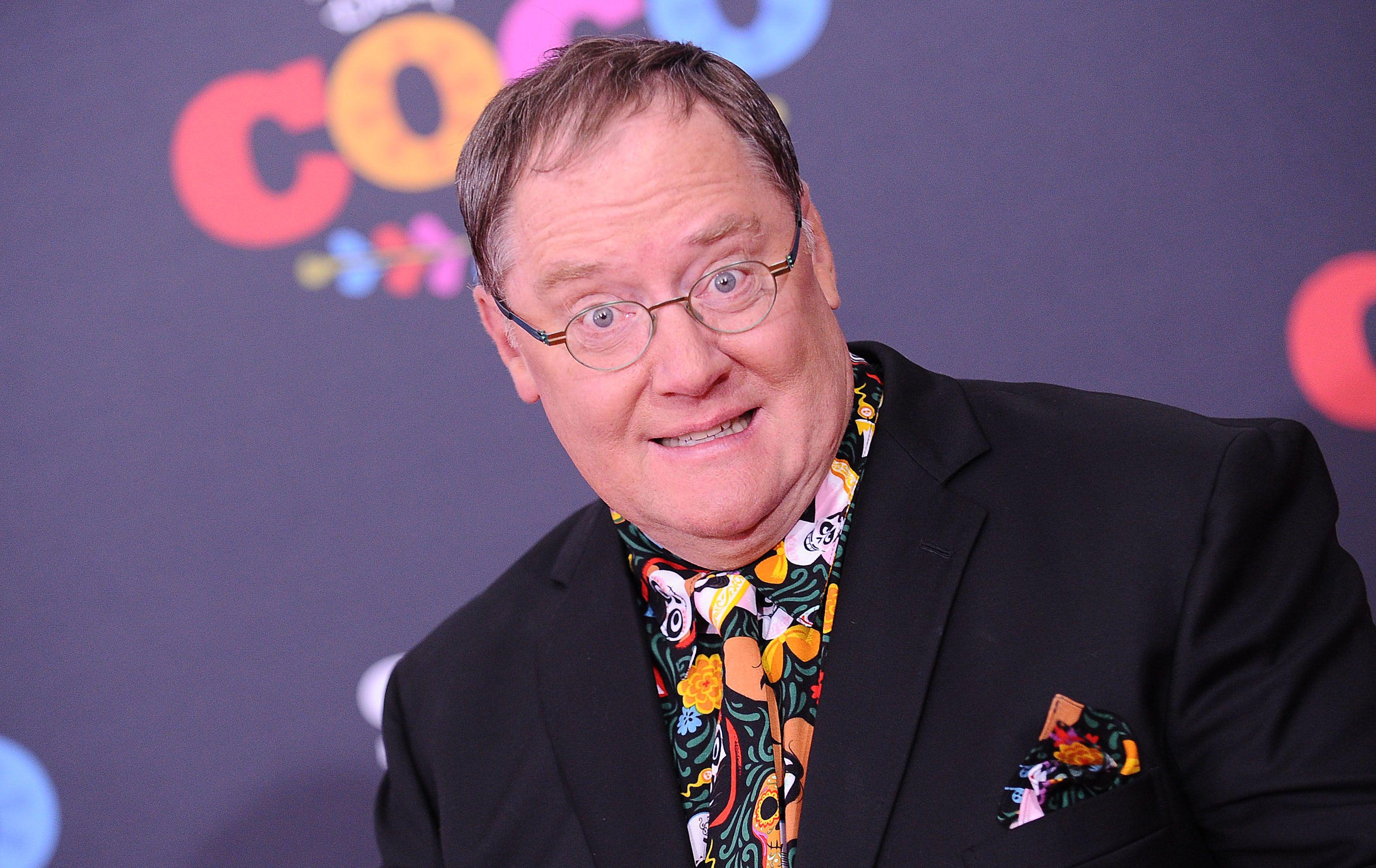 John Lasseter director de Toy Story, escena eliminada
