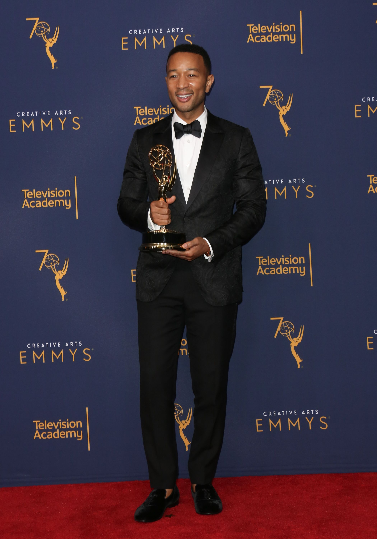 How Did John Legend Win His EGOT?