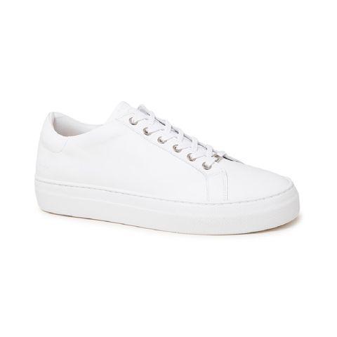Shop in de stijl vanJohn Legend. De all white look.