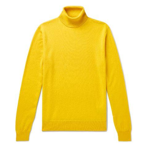 Shop de stijl van John Legend. Het felgele pak.