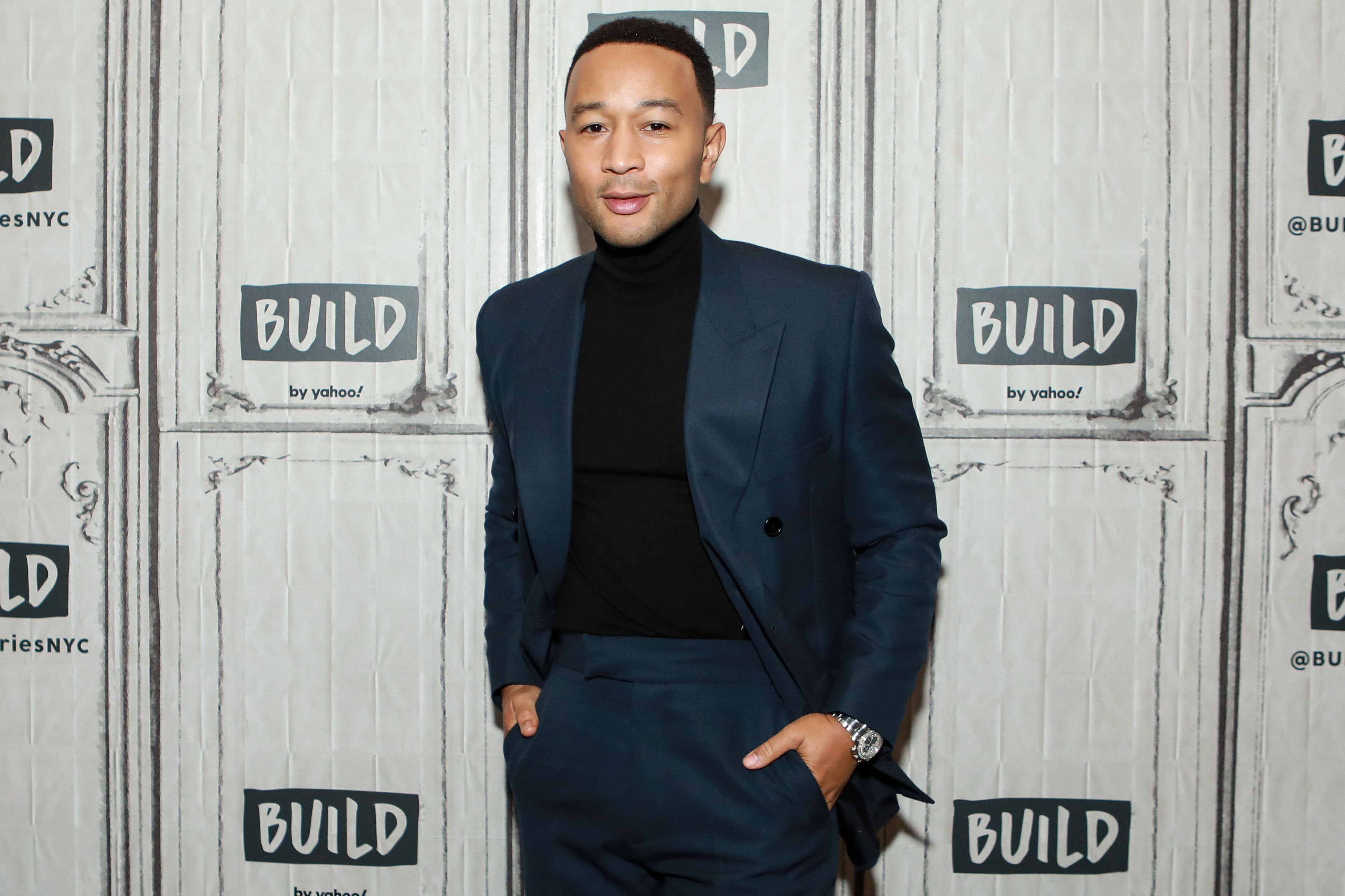 John Legend talks '#MeToo backlash' and Donald Trump