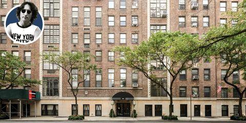 john lennon former new york city penthouse for sale