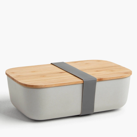 Bamboo lunchbox