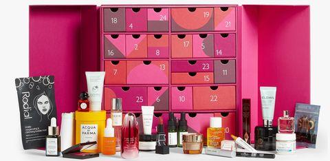 Liquid, Brown, Red, Magenta, Pink, Beauty, Bottle, Purple, Peach, Cosmetics,