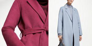 John Lewis & Partners bestselling coat
