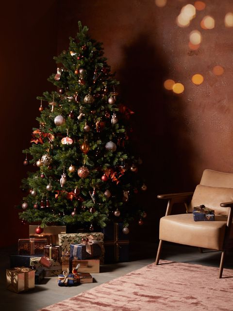 John Lewis Christmas Tree Themes.John Lewis Christmas Decorations 2019 7 Festive Trends For