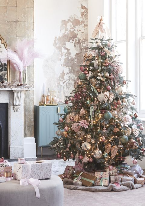 Trees And Trends Christmas 2020 John Lewis Christmas Decorations 2020   7 Festive Trends For Xmas
