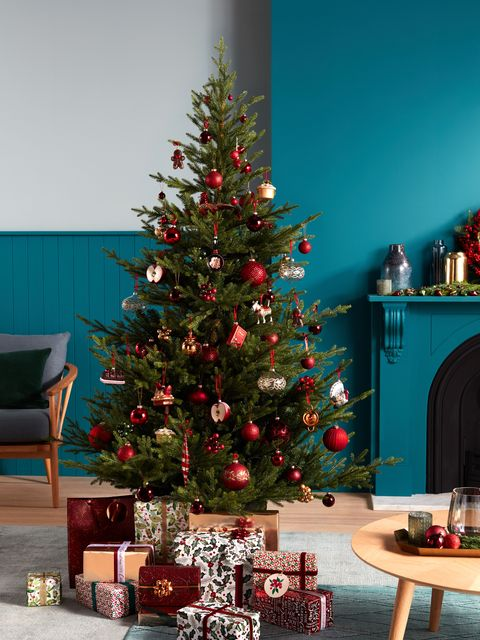 John Lewis Christmas Tree.John Lewis Christmas Decorations 2019 7 Festive Trends For