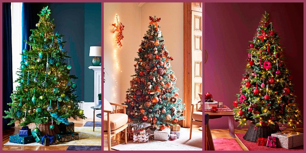 John Lewis Christmas Tree Themes.John Lewis 2018 Christmas Decorations And Themes Best