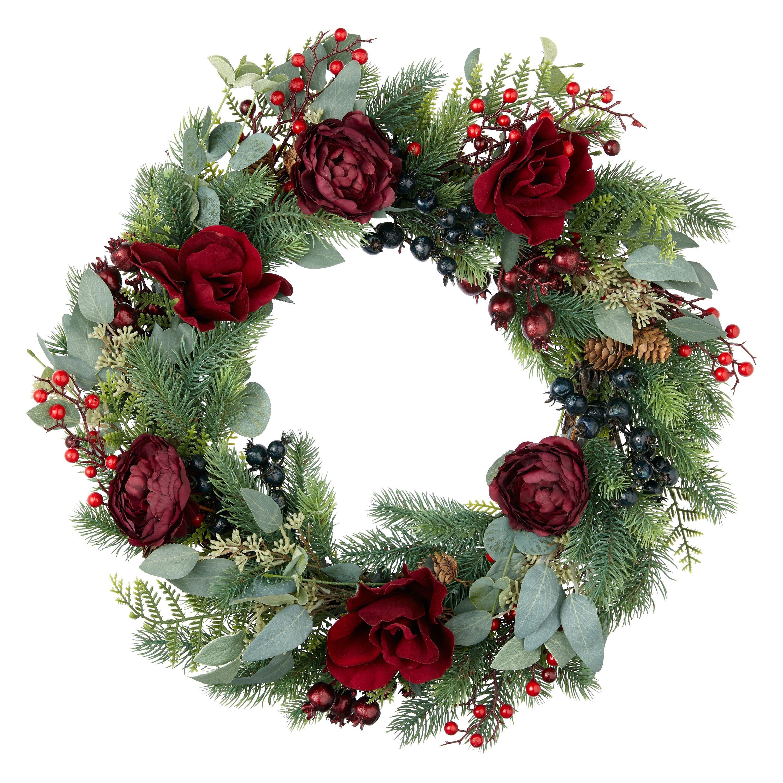 best christmas wreaths christmas door wreaths rh housebeautiful com