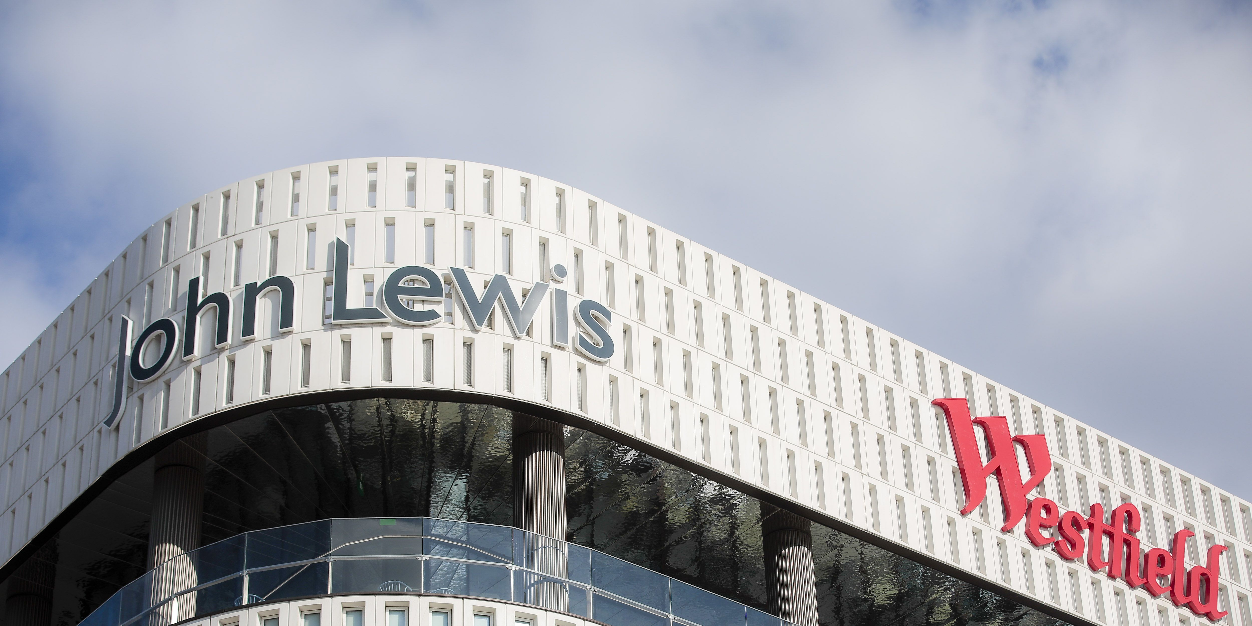 John Lewis White City / Shepherds Bush -Westfield - new department store opening on 20 March 2018