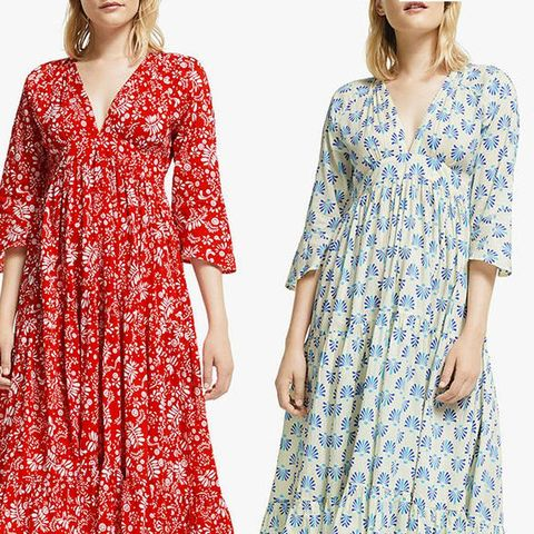 Fans are loving John Lewis' new five-piece summer dress collection