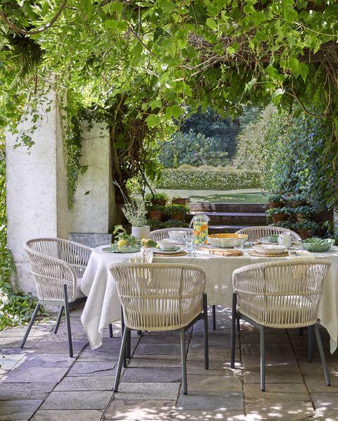 john lewis garden space