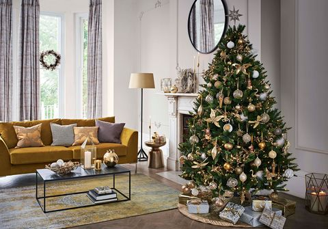 John Lewis 2018 Christmas Decorations And Themes Best Christmas