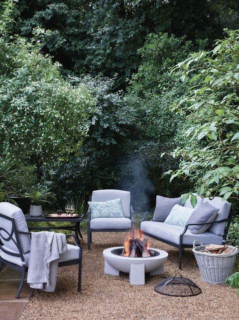 John Lewis Marlow Aluminium 4 Seater Garden Lounge Set
