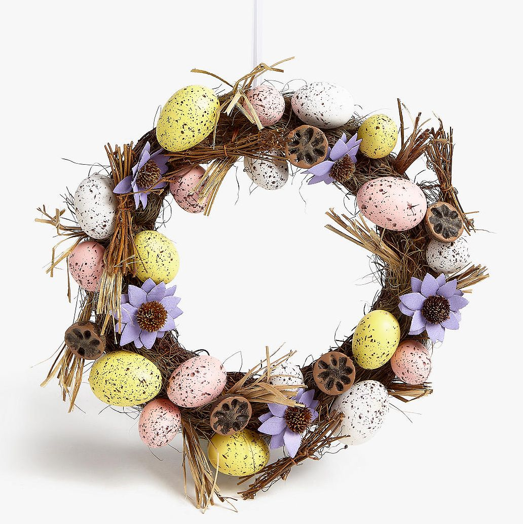 John Lewis & Partners Easter Wreath