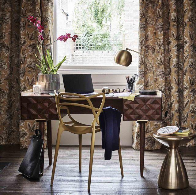 wfh home office desk