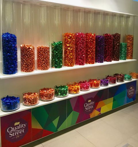 Quality Street Pick & Mix Shop Launches At John Lewis For