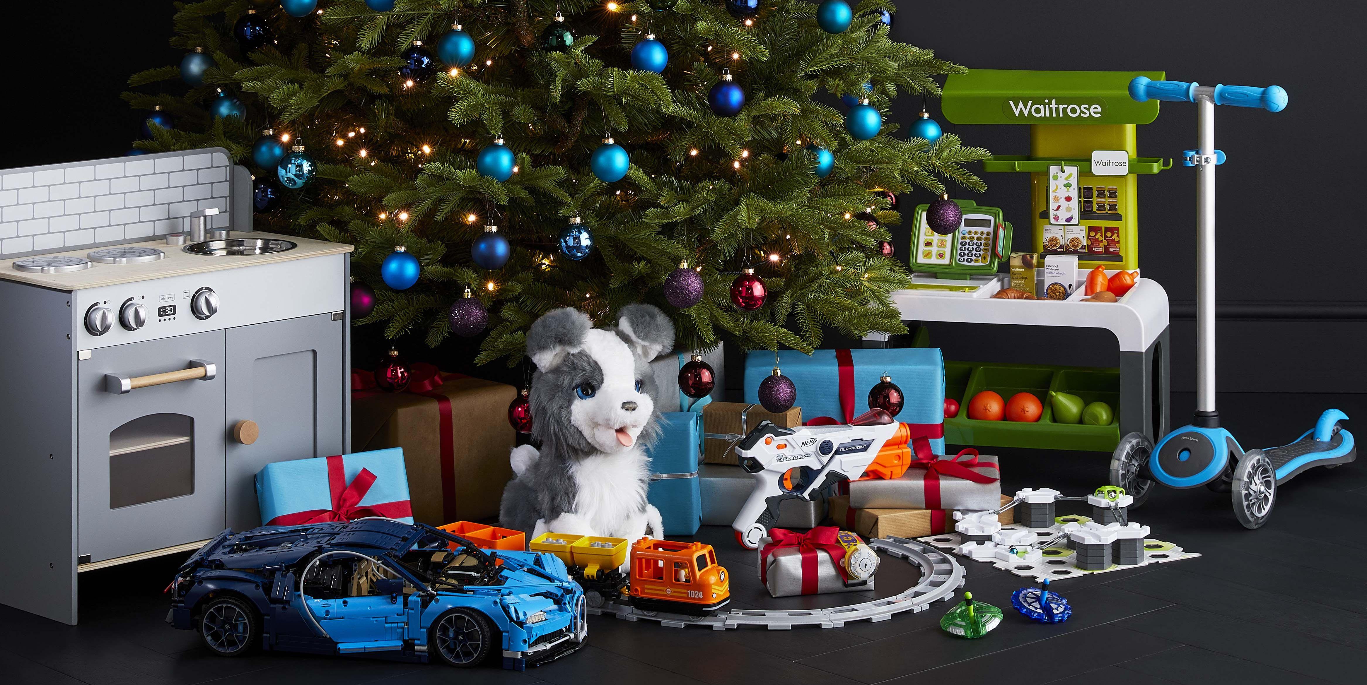 John Lewis's Top Ten Toys for Christmas