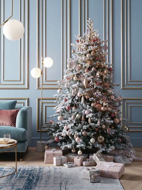 Christmas Tree Decorations 2019.John Lewis Christmas Decorations 2019 7 Festive Trends For